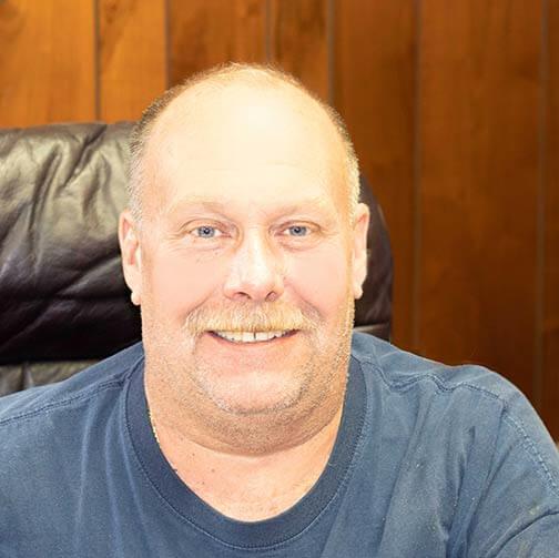 Steve Koontz, General Manager Babylon Vault Company, New Windsor Md