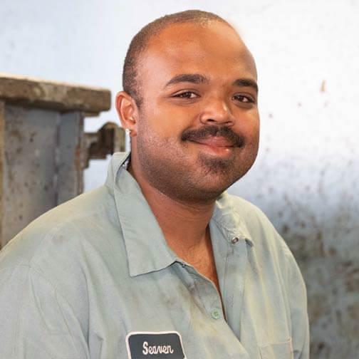 Seaven Gordon, Shop and Driver Babylon Vault company